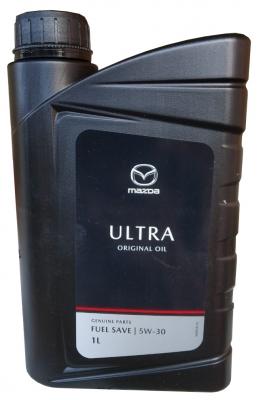 Моторное масло Mazda ORIGINAL ULTRA 5W-30, 1л