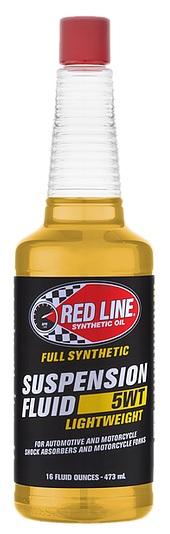 Жидкость для подвески REDLINE OIL LightWeight 5WT (480мл)