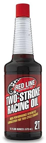 Гоночное масло для 2-х тактных двигателей REDLINE OIL (480мл)