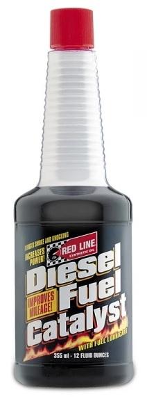 Присадка REDLINE OIL Diesel Fuel Catalyst (350мл)