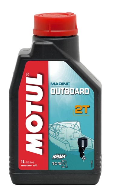 Моторное масло Motul OUTBOARD 2T, 1л