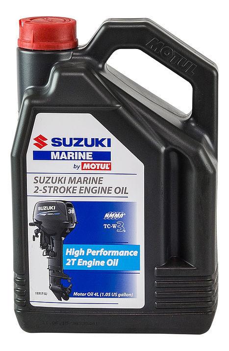 Моторное масло Motul SUZUKI MARINE 2T, 4л