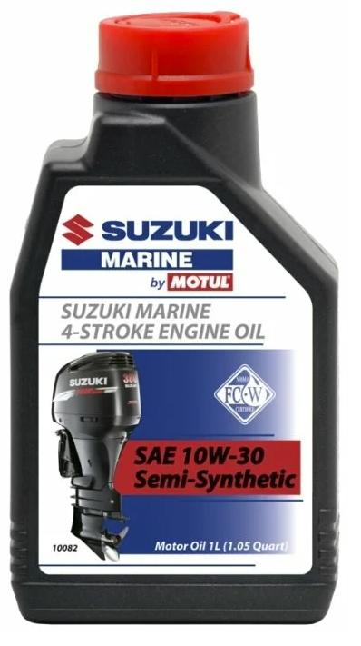 Моторное масло Motul SUZUKI MARINE 4T 10W-30, 1л