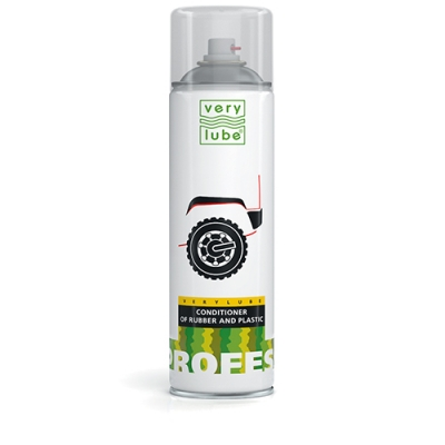 XADO VERYLUBE Кондиционер резины и пластика (500мл)