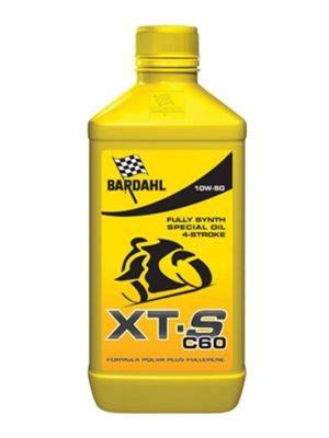 Масло моторное BARDAHL XT-S C60 10W-50 (1л)