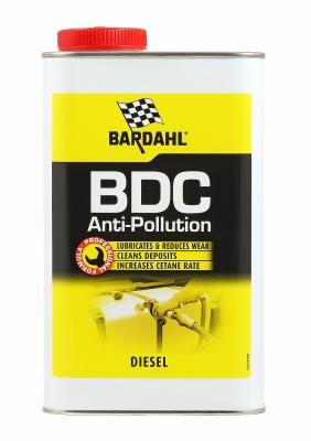 BARDAHL BDC Присадка в диз топливо, 1л