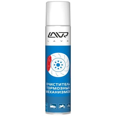 LAVR Очиститель торм дисков Ln1495 (400мл)