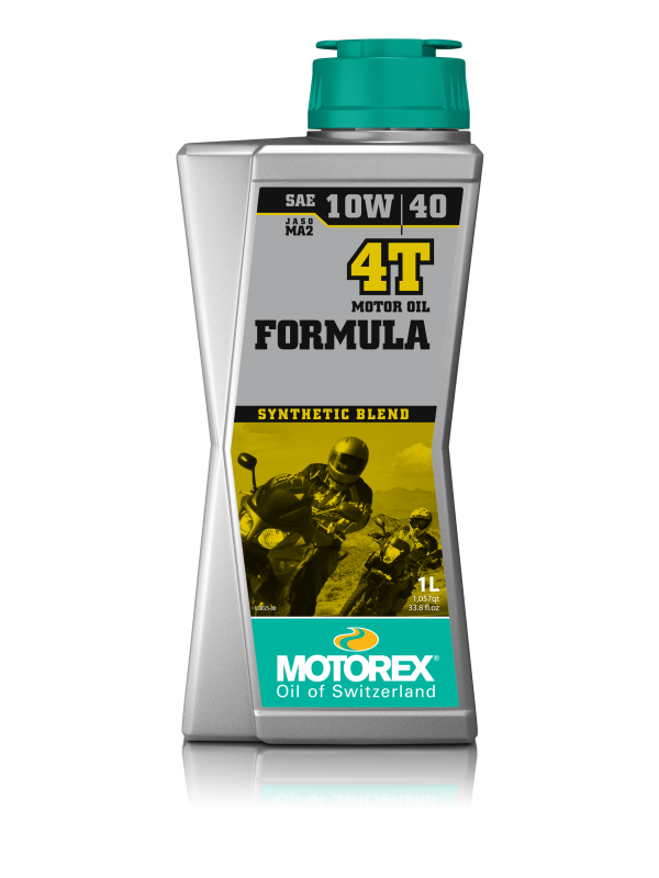 Масло моторное MOTOREX FORMULA 4T SAE 10W-40, 1л