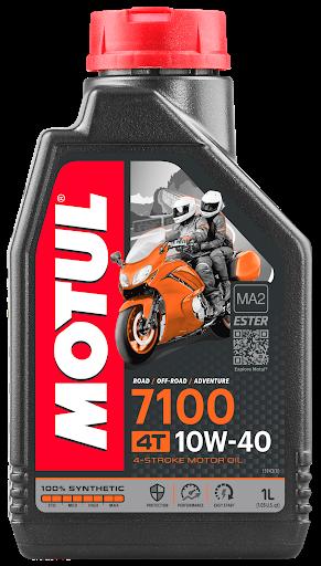 Масло моторное Motul 7100 4T 10W-40, 1л