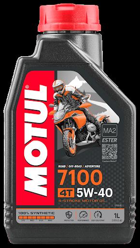 Масло моторное Motul 7100 4T 5W-40, 1л