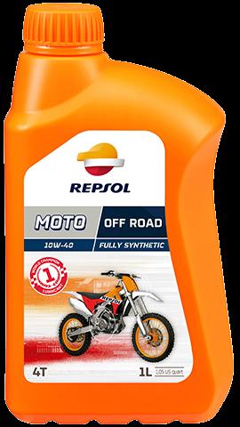 Масло моторное REPSOL MOTO OFF ROAD 4T 10W-40 (1л)