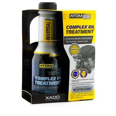 XADO Complex Oil Treatment - антидымная присадка с ревитализантом (250мл)